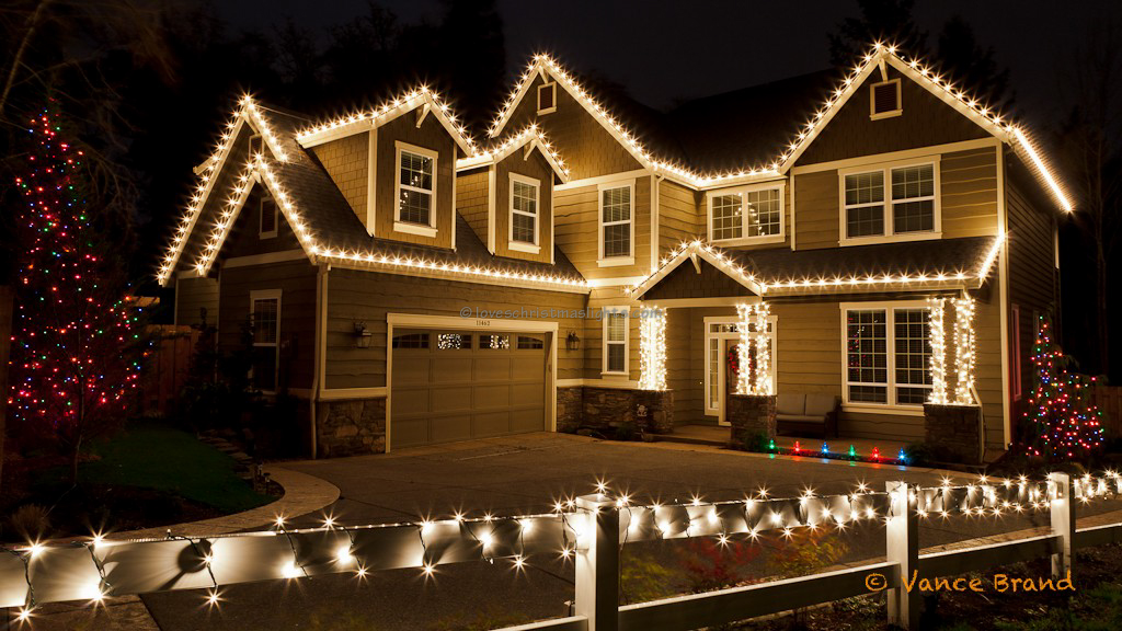 House Christmas lights...what are you guys doing? (sale, houses ...
